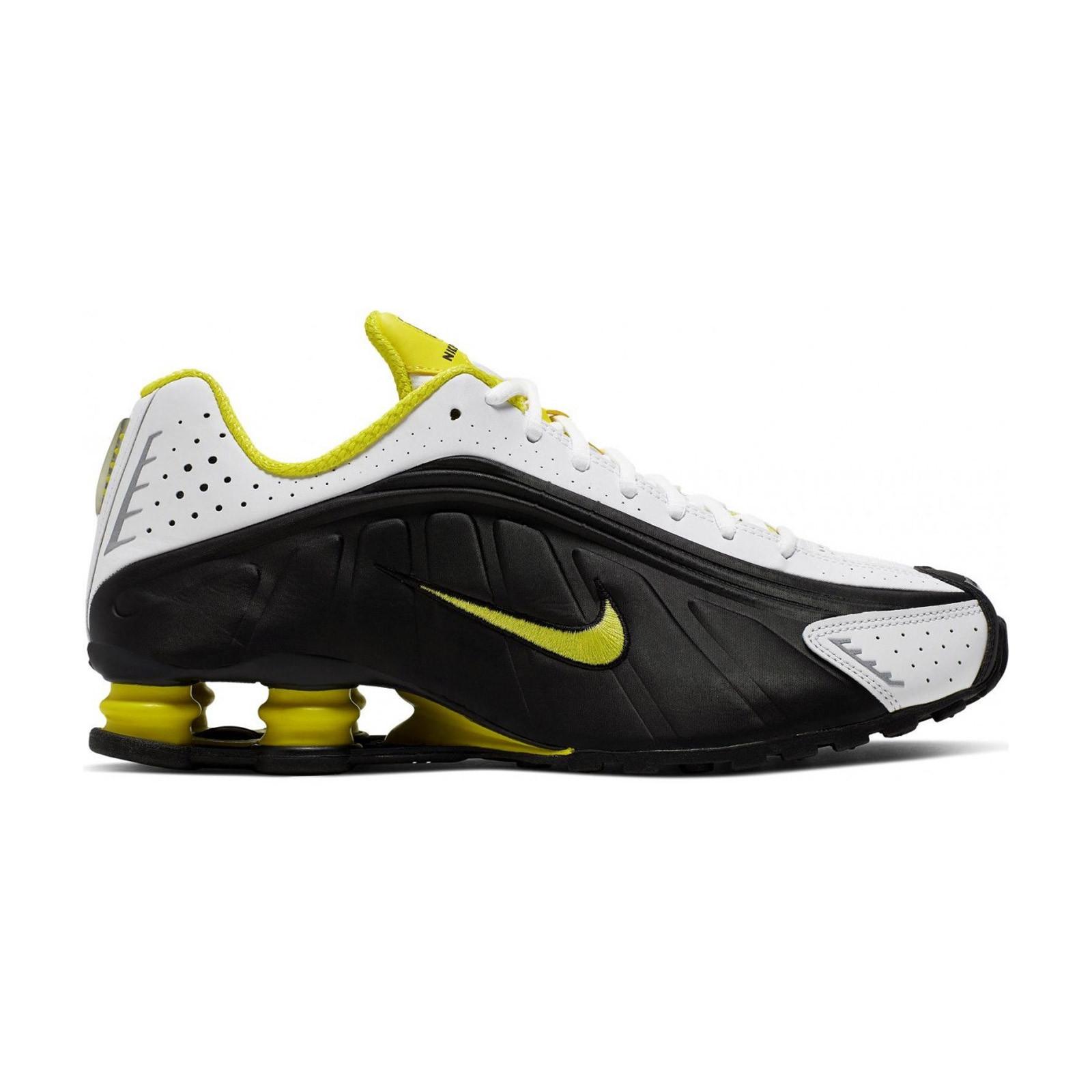 nike hombre zapatillas shox r4