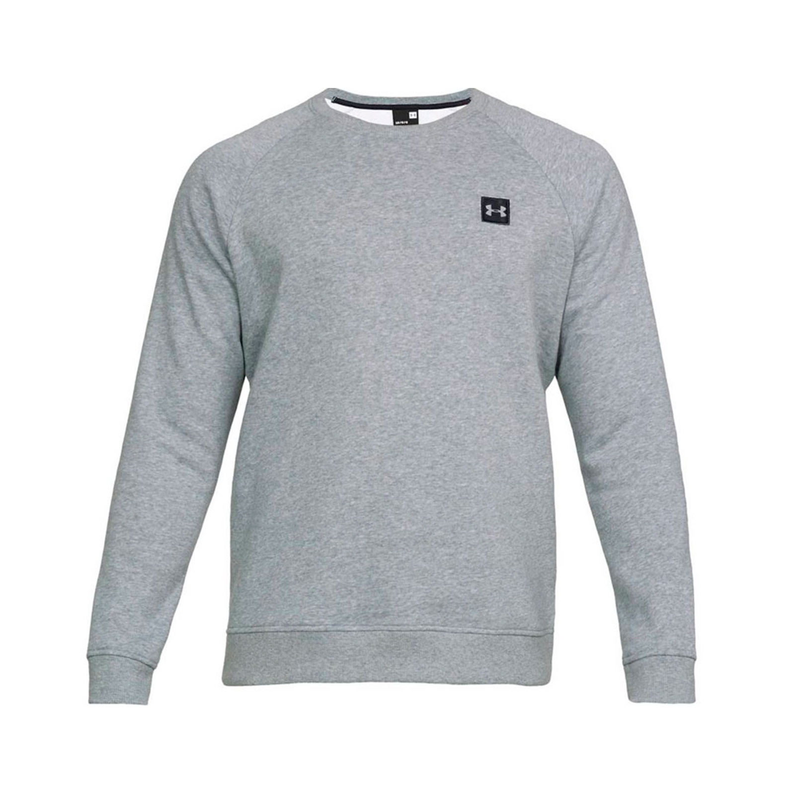 cuero Pensar en el futuro alfiler  Polera Under Armour Rival Fleece Crew-Gry Training para Hombre | Runa Store