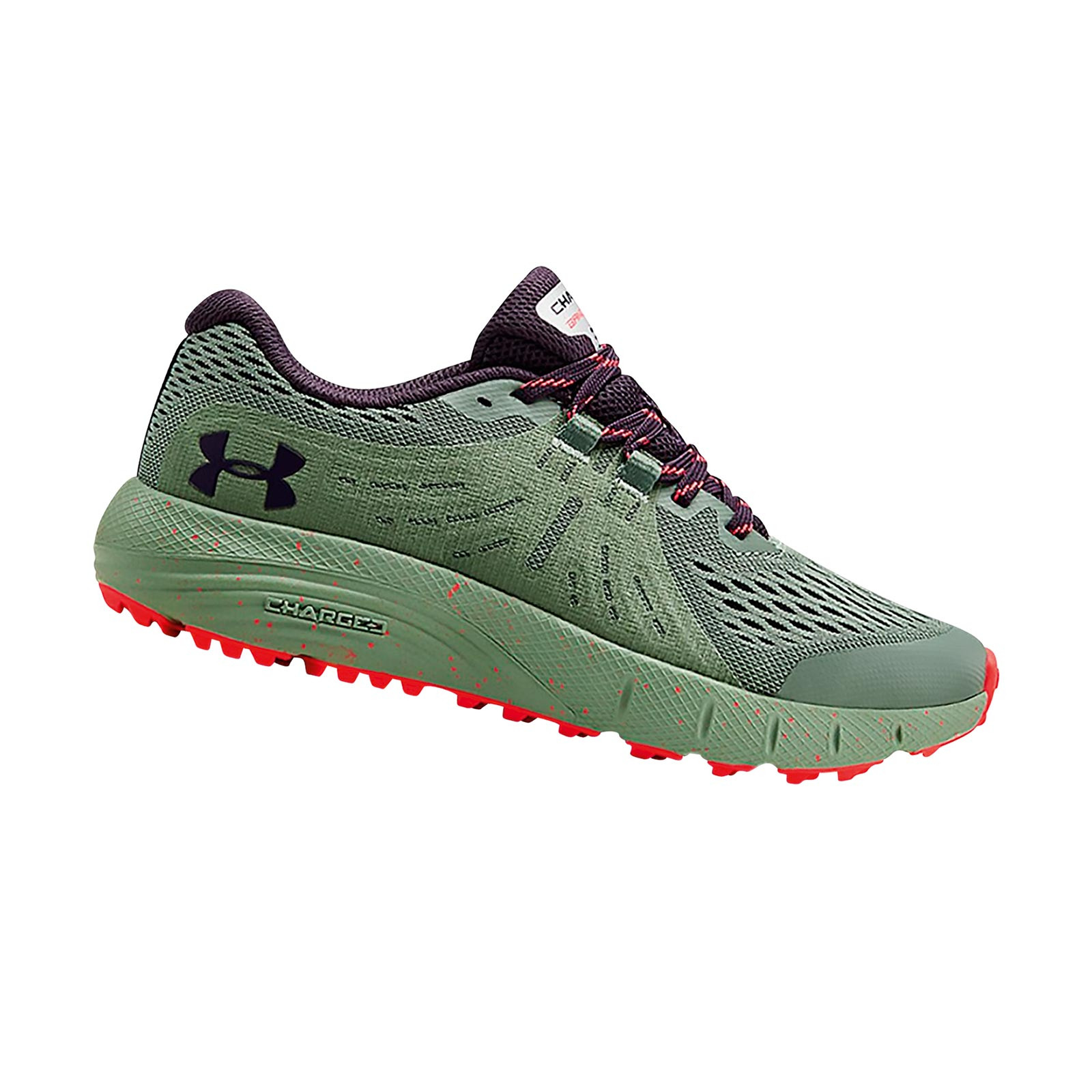 peligroso Adaptar Haciendo  Zapatillas Under Armour Ua W Charged Bandit Trail Running para Mujer | Runa  Store