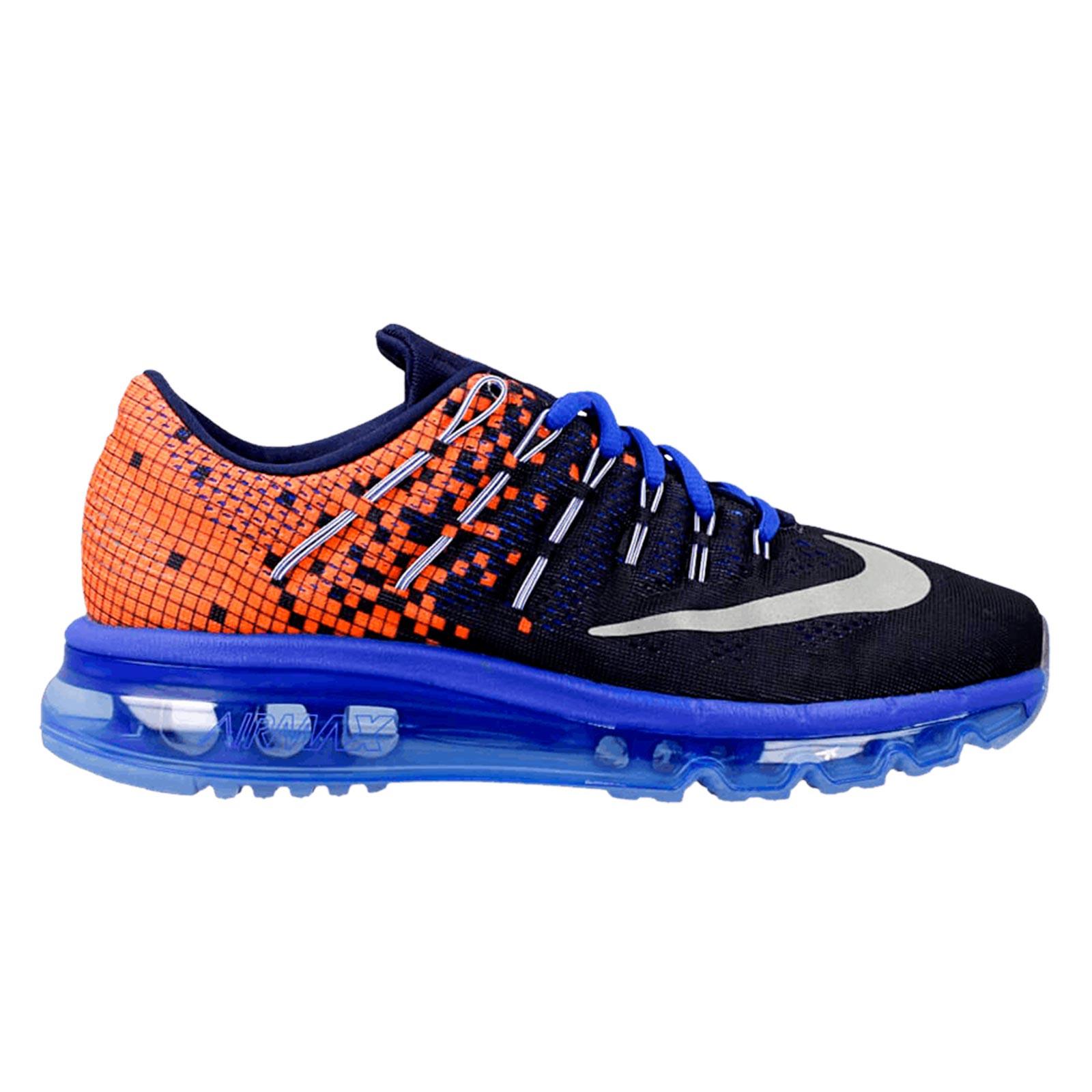 bomba Limpia el cuarto Falsificación  Zapatillas Nike Air Max 2016 Print Bg Running para Niño   Runa Store