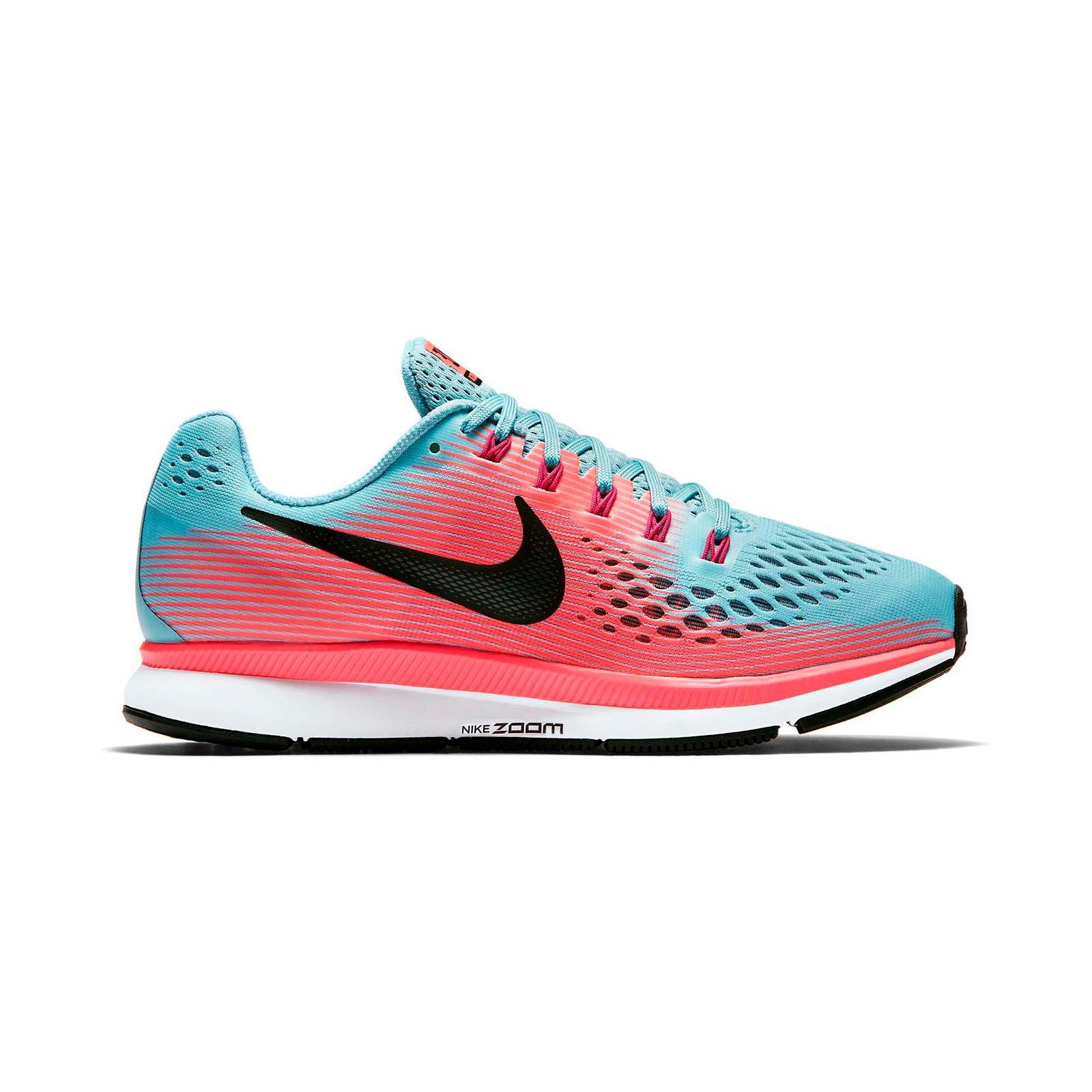 toque harina Bombardeo  Zapatillas Nike Wmns Air Zoom Pegasus 34 Running para Mujer   Runa Store